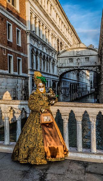 Venice at Carnival 2018