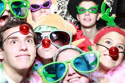 Jingle Bell Run Photo Booth