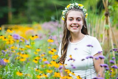 Senior Portraits - Brianna