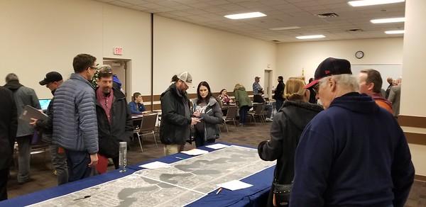Belleville Lake Info Meeting