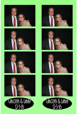 Carolyn and Larry's Wedding 12-3-2016