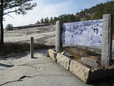 Stone Mountain Quarry 2.8.10