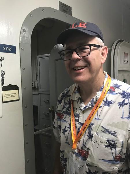 USS Missouri - 11/11/2018