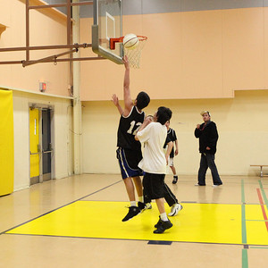 James Bay Youth Basketball Tournament 2009 March 17th