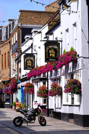 Church Street, Twickenham, London, United Kingdom