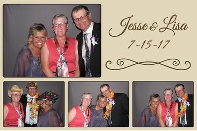 7-15 Jesse & Lisa