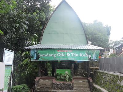 Sendang Gile & Tiu Kelep Waterfall, Senaru, Lombok