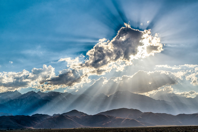 An Owens Valley Afternoon