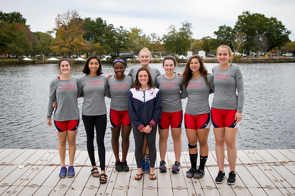 Varsity Crew Fall 2017