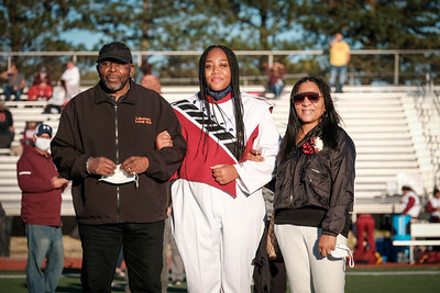 CWHS Marching Band Senior Night 9/18/20