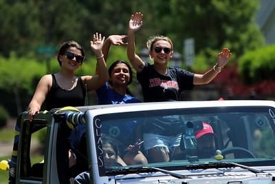 20210523 Twinsburg Graduation Parade Photos