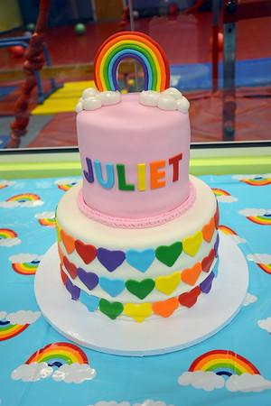 JULIET'S 2ND BIRTHDAY BASH