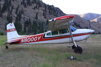 Idaho flying