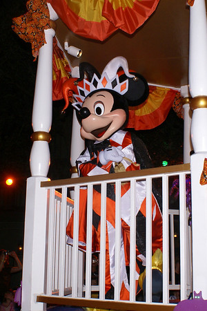 MK-Mickey's Not So Scary Halloween Party
