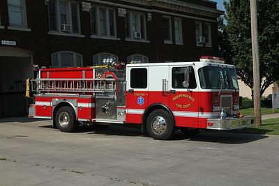 Independence Fire Department (Independece, KS)