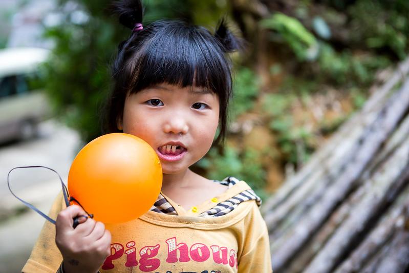 Enfants Vietnamiens