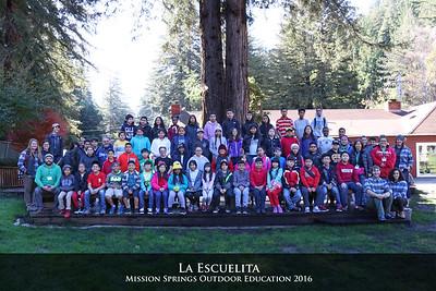 La Escuelita 2016