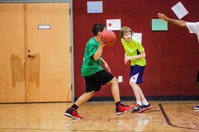 2014 Hebron Parent-Child Basketball Game