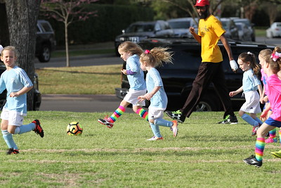 2018 3-19 Quinn Soccer Doubleheader