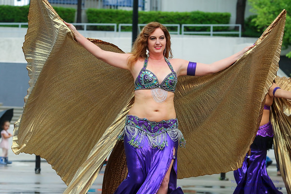 2017 Rossini Festival:  Albi Belly Dance