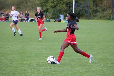 US Girls Soccer vs CDA 9-13-18