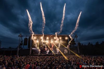 Sondre Justad @ Over Oslo Festival 2019.