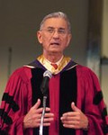 08 05-10 Millard is commencement speaker and receives honorary doctorate from Atlanta Christian College. Roger Cannon