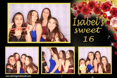 Isabel's Sweet 16