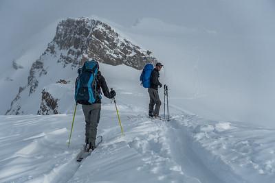 Yoho Ski Traverse 30 March - 2 April 2018