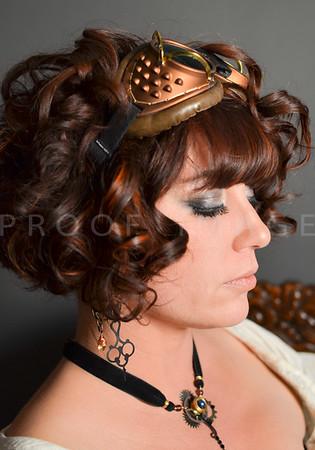 Hair done by Irene Hinojosa