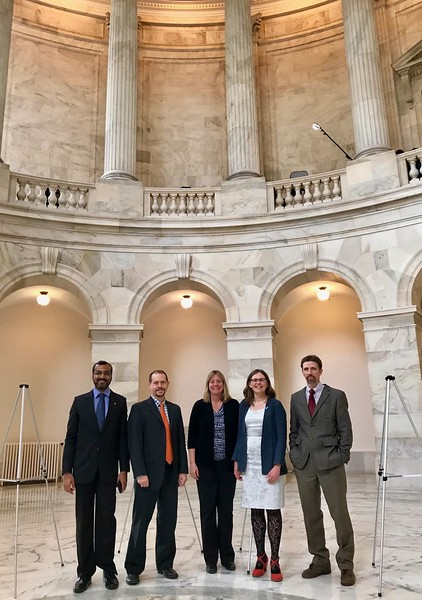 DPS Committee Visits Congress 2018