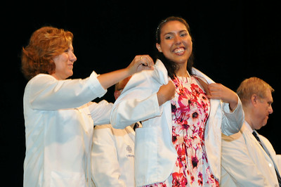 White Coat Ceremony 2013