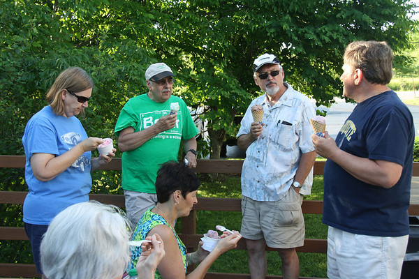 Ice Cream Run 03 June 2014