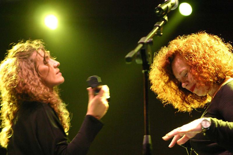 Sarah J. Morris and Simona Bencini
