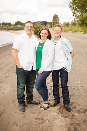 Hymas Family 2018