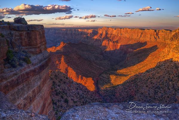 Grand Canyon & Joshua Tree National Park