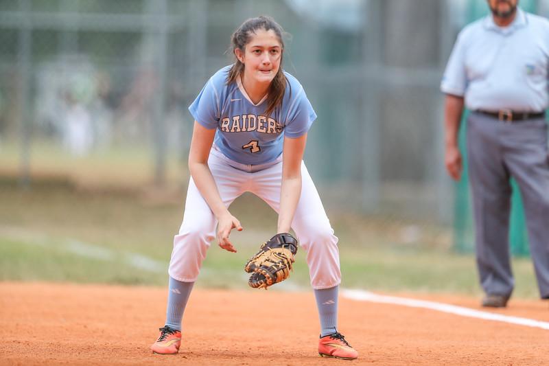 Ransom Everglades vs. Somerset Academy, Silver Palms.  RE won 7-0