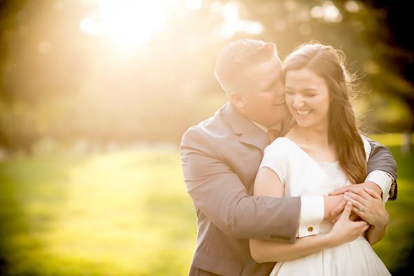 Hannah and Seth's bridals