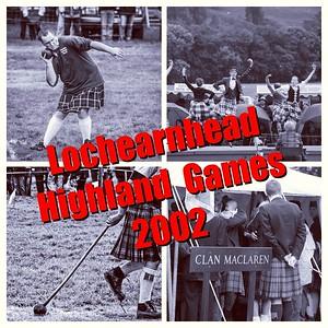 The 2002 Lochearnhead Games