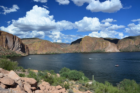 Canyon Lake, Tonto Nat'l Park, AZ