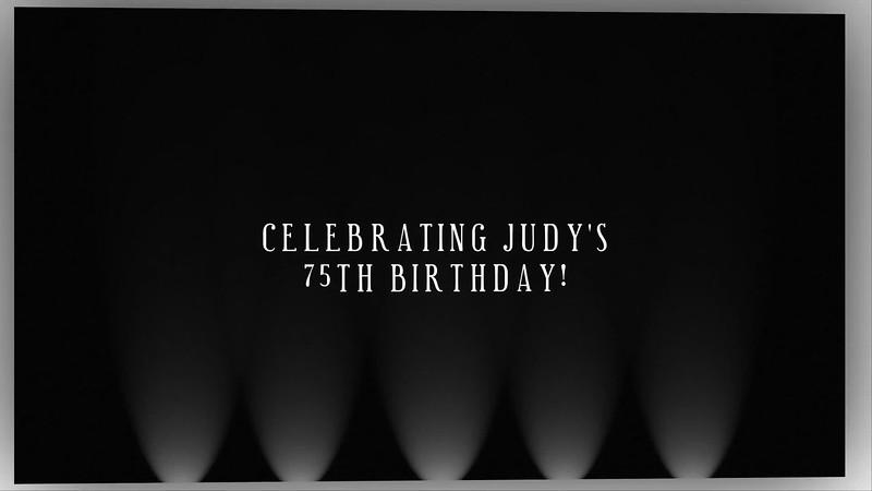 Celebrating Judy.mp4
