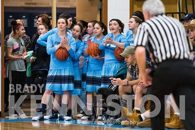 2-23-17 Garber vs. All Saints Girls Varsity Basketball