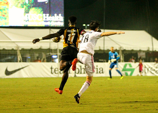Charleston Battery vs Toronto FC II September 2018