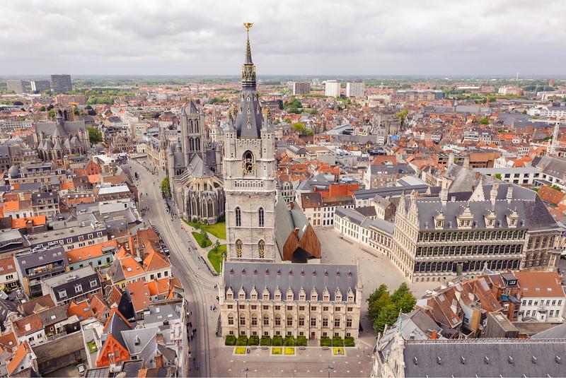 Belfrey of Ghent