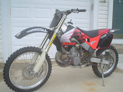 !!!SOLD!!!  1997 CR250