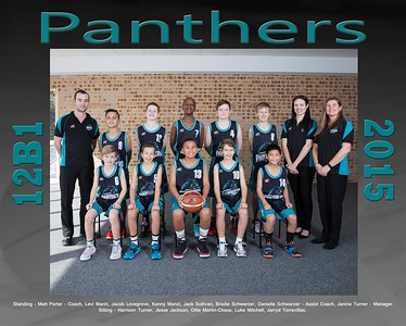 Penrith Team Photos 2015