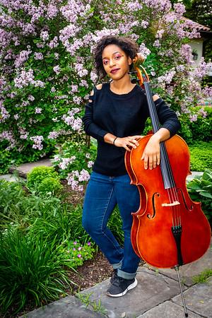 Classical Blast-Cellist