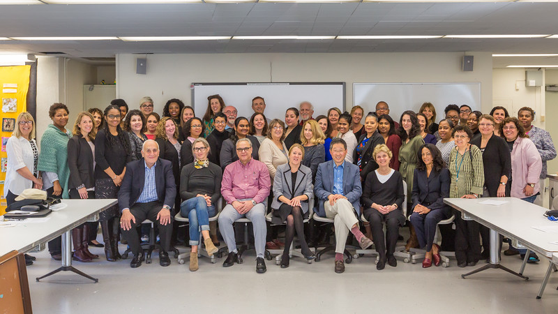 LS 107-2016 School of Education Group Photo