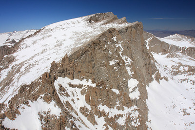 Mount Whitney & Mt. Muir, May 2010