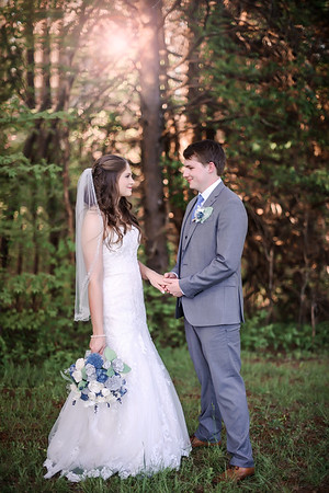 Alora and Nick Russel Wedding 2021